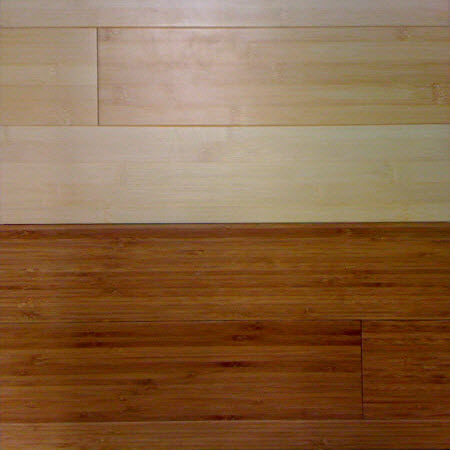 horizontal spice natural bamboo flooring