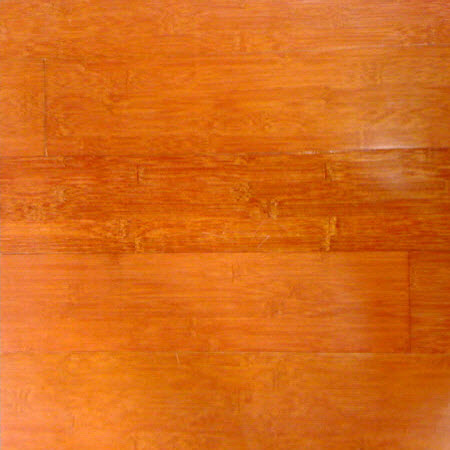 bamboo stained butterscotch flooring