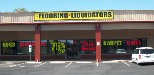 carpet & flooring liquidators